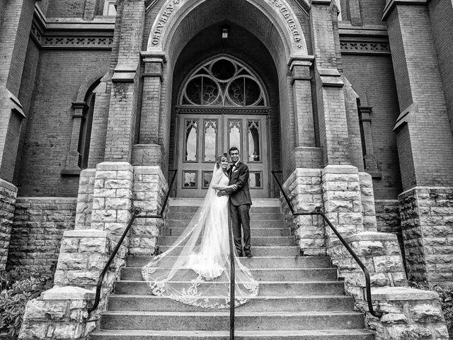 Kevin and Kiersten's Wedding in Milwaukee, Wisconsin 28