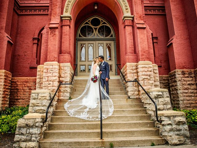 Kevin and Kiersten's Wedding in Milwaukee, Wisconsin 29