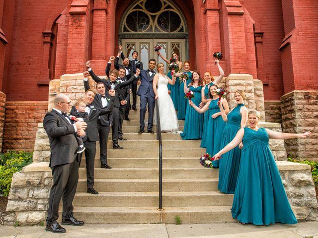 Kevin and Kiersten's Wedding in Milwaukee, Wisconsin 31