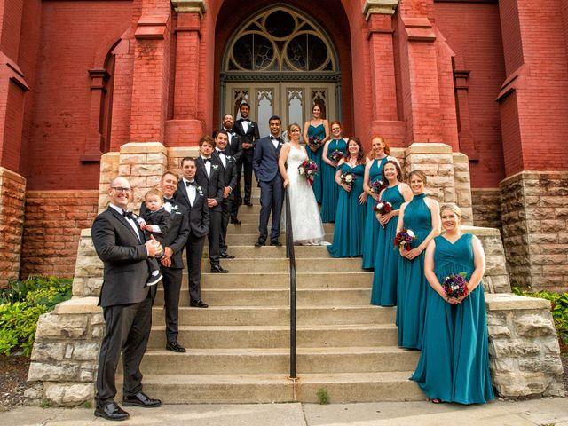 Kevin and Kiersten's Wedding in Milwaukee, Wisconsin 32