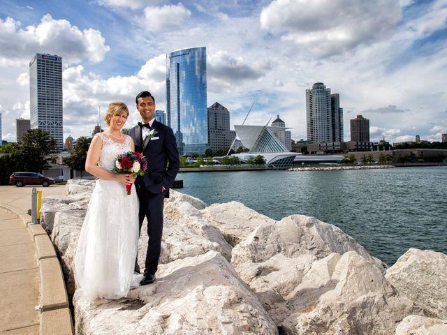 Kevin and Kiersten's Wedding in Milwaukee, Wisconsin 38