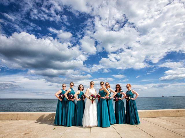 Kevin and Kiersten's Wedding in Milwaukee, Wisconsin 1