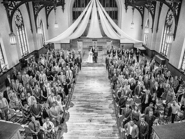 Kevin and Kiersten's Wedding in Milwaukee, Wisconsin 41
