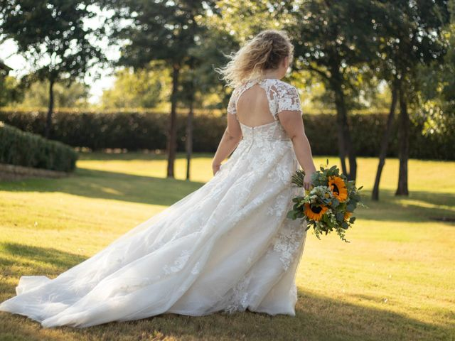 Seth and Taylor's Wedding in Plano, Texas 6