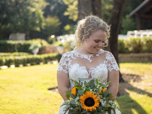 Seth and Taylor's Wedding in Plano, Texas 7