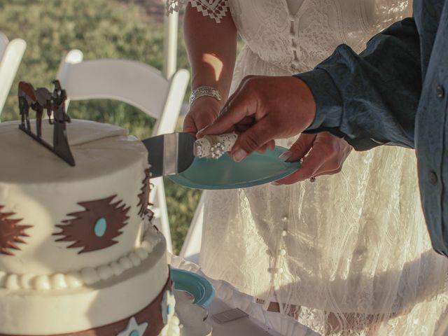 Whittney and Everett's Wedding in Spearfish, South Dakota 5