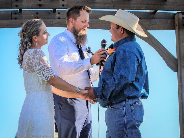 Whittney and Everett's Wedding in Spearfish, South Dakota 8
