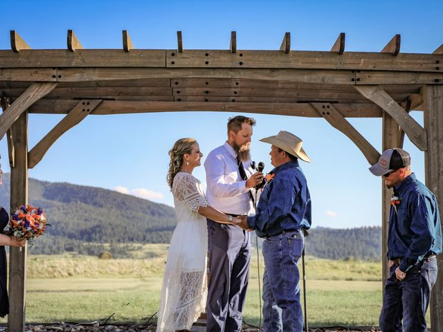 Whittney and Everett's Wedding in Spearfish, South Dakota 9