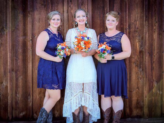 Whittney and Everett's Wedding in Spearfish, South Dakota 1