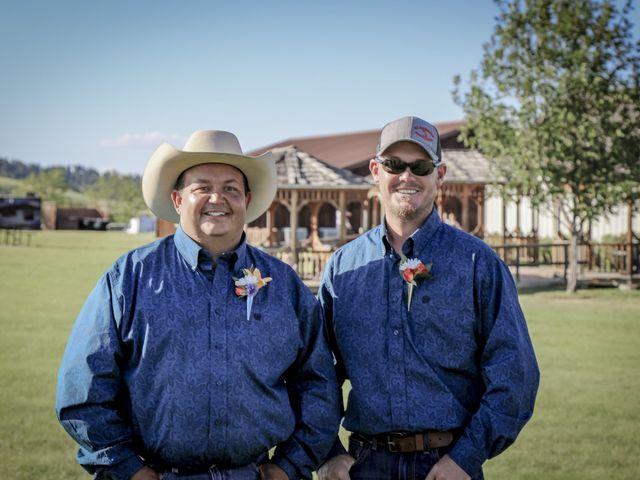 Whittney and Everett's Wedding in Spearfish, South Dakota 2