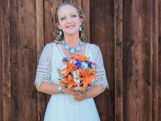 Whittney and Everett's Wedding in Spearfish, South Dakota 3