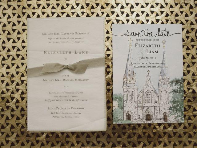 Elizabeth and Liam's Wedding in Philadelphia, Pennsylvania 1