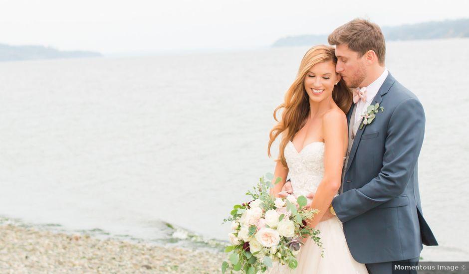 Alex and Gracie's Wedding in Gig Harbor, Washington