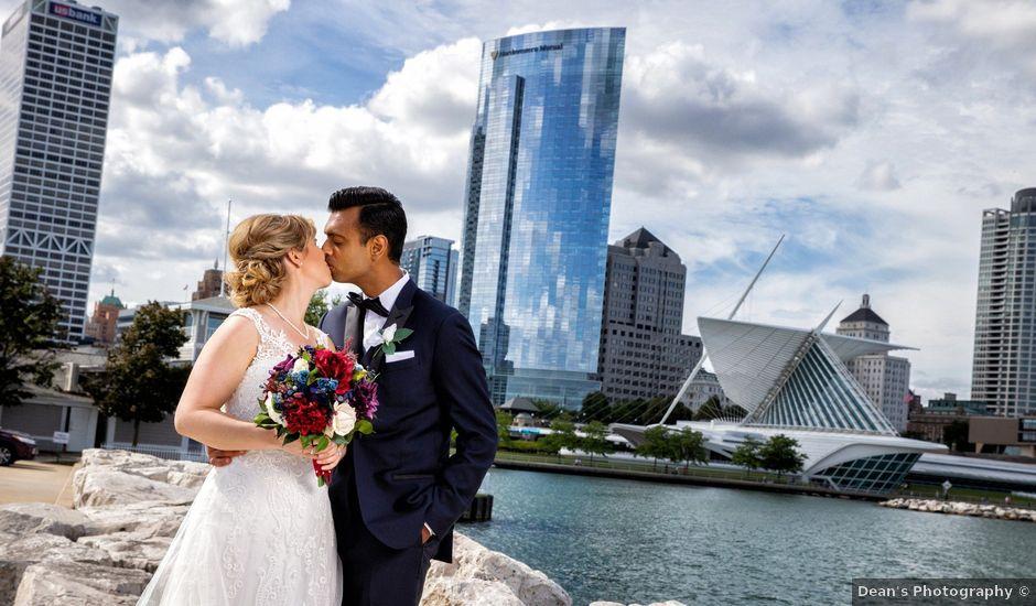 Kevin and Kiersten's Wedding in Milwaukee, Wisconsin