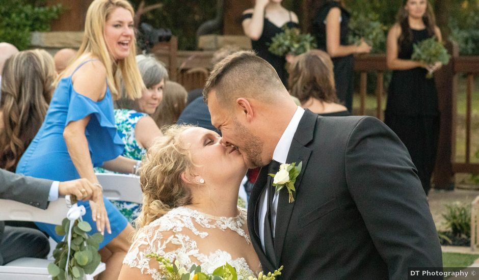 Seth and Taylor's Wedding in Plano, Texas