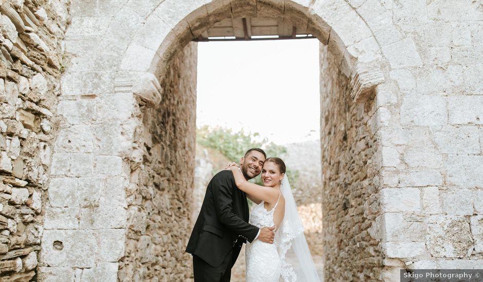 Yioula and Gregory's Wedding in Kalamata, Greece