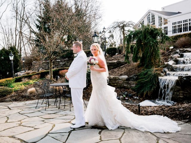 Joseph and Julia's Wedding in Florham Park, New Jersey 11