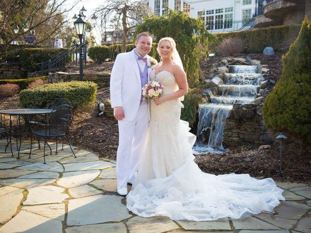 Joseph and Julia's Wedding in Florham Park, New Jersey 12
