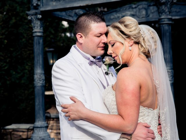 Joseph and Julia's Wedding in Florham Park, New Jersey 13