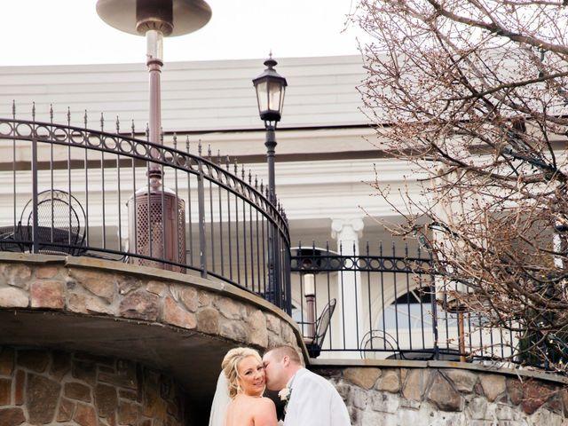 Joseph and Julia's Wedding in Florham Park, New Jersey 15