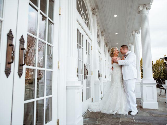 Joseph and Julia's Wedding in Florham Park, New Jersey 16