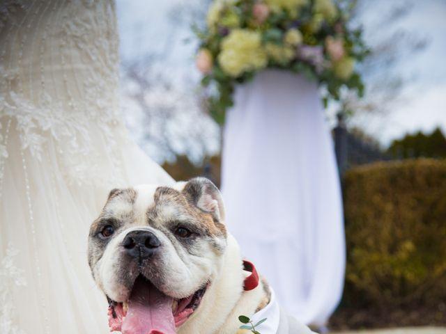 Joseph and Julia's Wedding in Florham Park, New Jersey 19