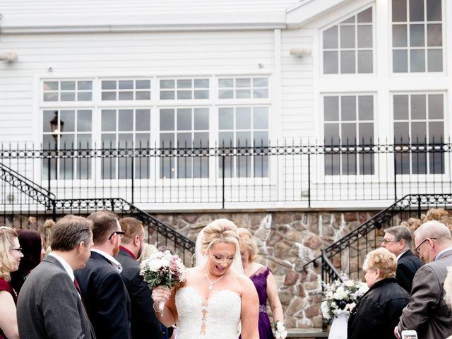 Joseph and Julia's Wedding in Florham Park, New Jersey 20