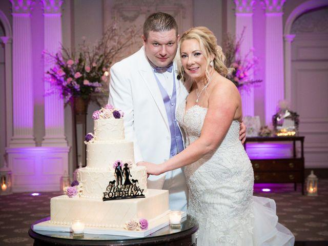 Joseph and Julia's Wedding in Florham Park, New Jersey 28