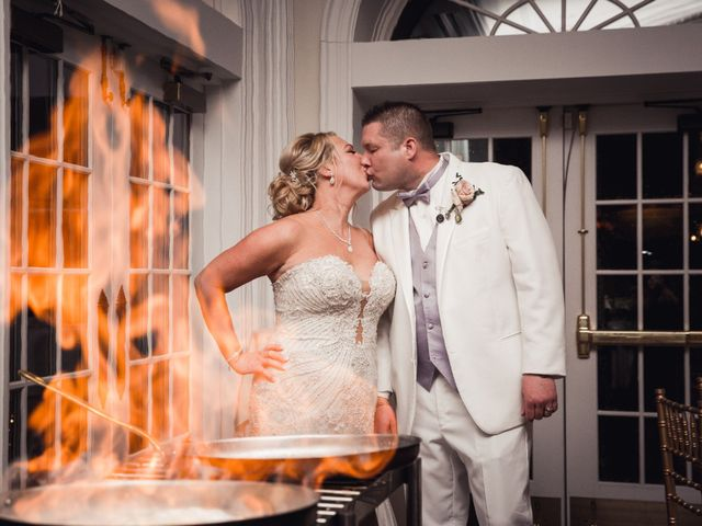 Joseph and Julia's Wedding in Florham Park, New Jersey 29