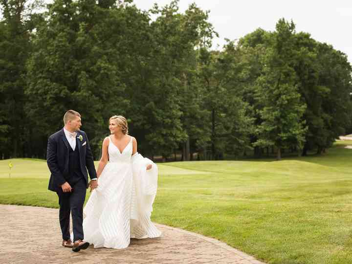 The wedding of Elisha and Nick