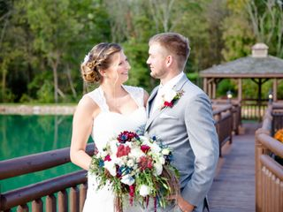 The wedding of Jordan and Marra