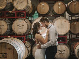 The wedding of Liz and Nick 2