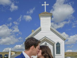 The wedding of Taylor and Samuel 1