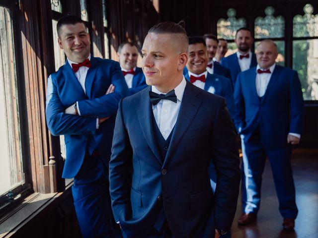 Piotr and Paula's Wedding in Port Washington, New York 16