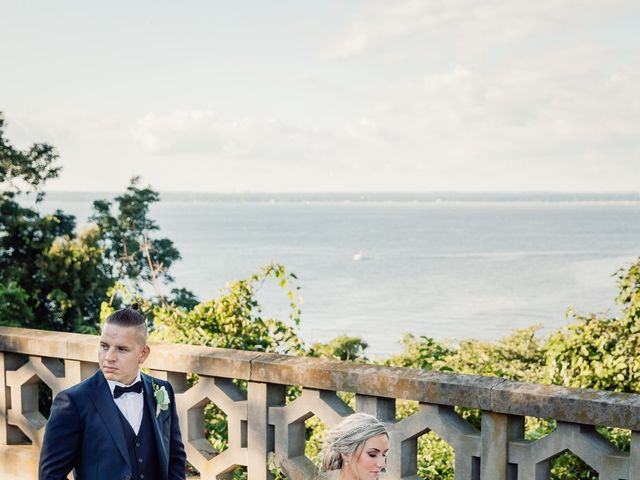 Piotr and Paula's Wedding in Port Washington, New York 1