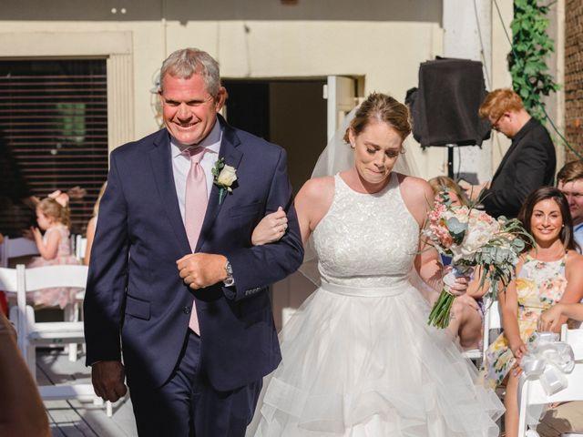 Cody and Elizabeth's Wedding in Charleston, South Carolina 5
