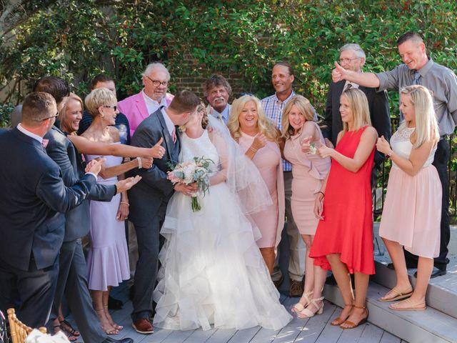 Cody and Elizabeth's Wedding in Charleston, South Carolina 11