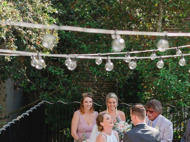 Cody and Elizabeth's Wedding in Charleston, South Carolina 15