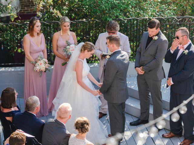 Cody and Elizabeth's Wedding in Charleston, South Carolina 16
