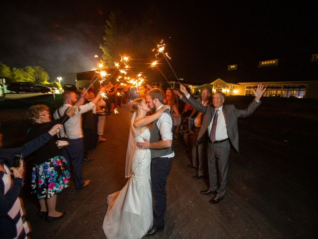 Tyler and Riley's Wedding in Oconomowoc, Wisconsin 11