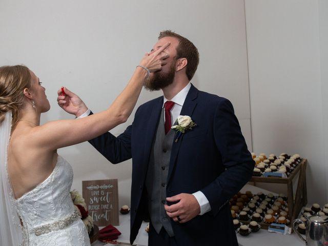 Tyler and Riley's Wedding in Oconomowoc, Wisconsin 13