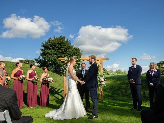 Tyler and Riley's Wedding in Oconomowoc, Wisconsin 53