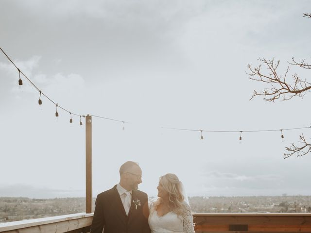Kate and Brandon's Wedding in Denver, Colorado 12