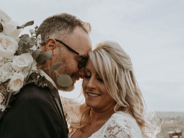 Kate and Brandon's Wedding in Denver, Colorado 13