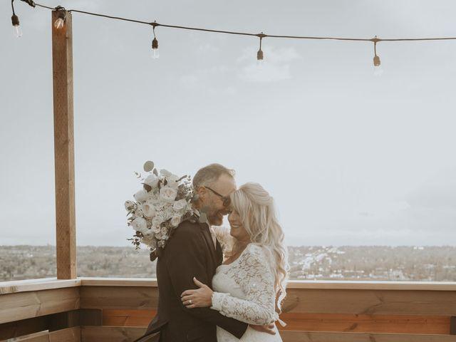 Kate and Brandon's Wedding in Denver, Colorado 14