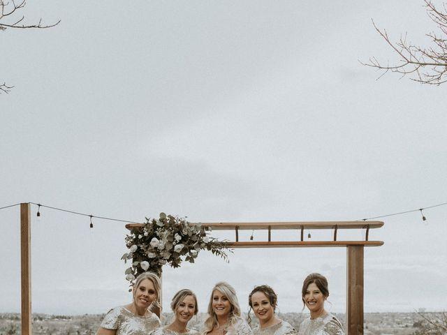 Kate and Brandon's Wedding in Denver, Colorado 18