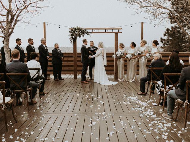 Kate and Brandon's Wedding in Denver, Colorado 21