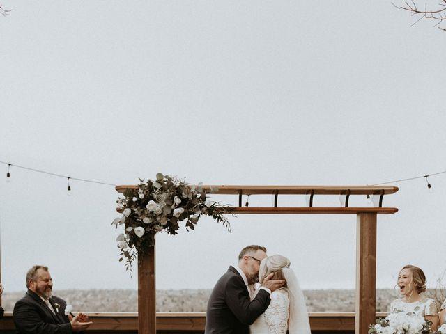 Kate and Brandon's Wedding in Denver, Colorado 22