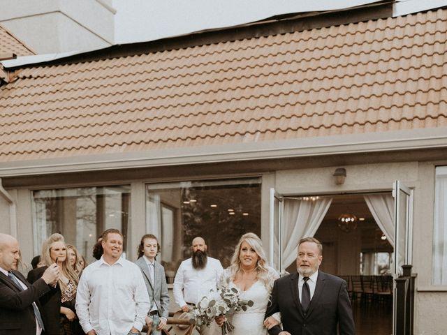 Kate and Brandon's Wedding in Denver, Colorado 23