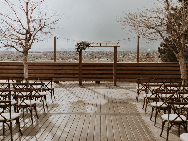 Kate and Brandon's Wedding in Denver, Colorado 42